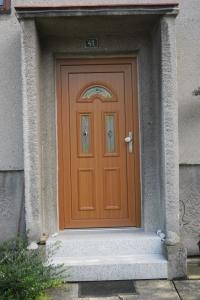Referenční dveře